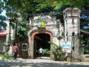 600_Philippines_-_Entrance_to_Old_Cuartel_-_POW_Massacre_site_inside_Puerto_Princesa_20080525_Borgquist