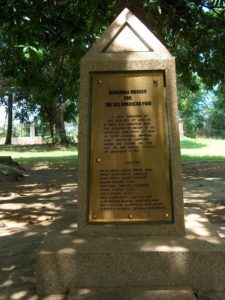 600_Philippines_-_Puerto_Princesa_POW_Massacre_Site_Obelisk_inside_Cuartel_20080525_Borgquist